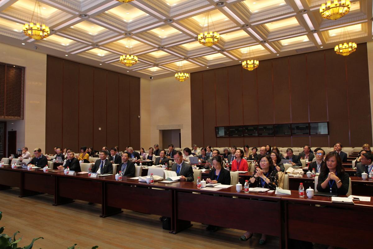 环太平洋研究图书馆联盟2017年年会在浙江大学举行